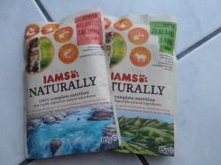 ll) Sachets en gelée saveurs viandes et poissons- IAMS NATURALLY